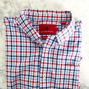 Southern Proper Henning Tailored Fit Shirt